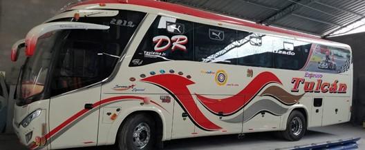 Nuevos Buses para ofrecer un mejor servicio
